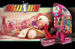 Get a Better Look at 'Wreck-It Ralph' in These Retro 'Fix-It Felix,' 'Sugar Rush' Ads