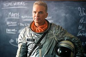 "Billy Bob Thornton stars as Charles Farmer in ""The Astronaut Farmer."""