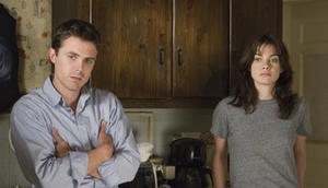 "Casey Affleck and Michelle Monaghan in ""Gone Baby Gone."""