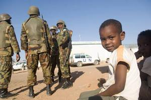"""A scene from """"Darfur Now."""""""