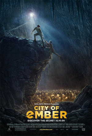 "Poster art for ""City of Ember."""
