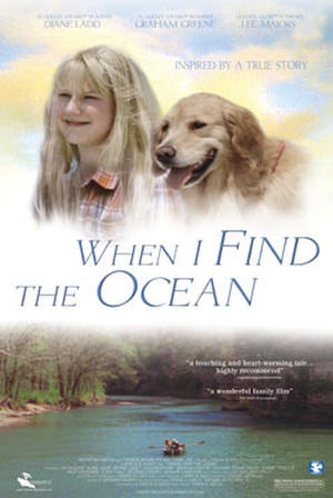 """Poster art for """"When I Find the Ocean."""""""