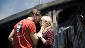"Ryan Gosling and Michelle Williams in ""Blue Valentine."""