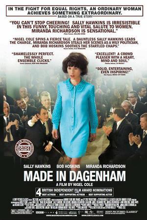 """Poster art for """"Made in Dagenham"""""""