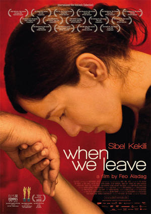 """Poster art for """"When We Leave"""""""