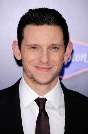 "Jamie Bell at the New York premiere of ""The Adventures of Tintin."""