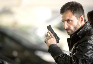 """Saif Ali Khan in """"Agent Vinod."""""""