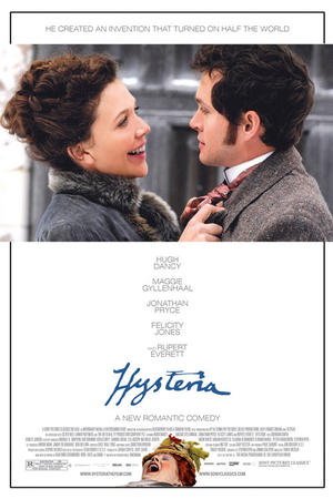 "Poster art for ""Hysteria."""