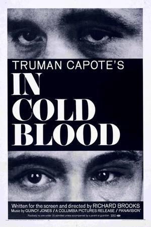 """Poster art for """"In Cold Blood."""""""