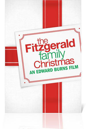 "Poster art for ""The Fitzgerald Family Christmas."""