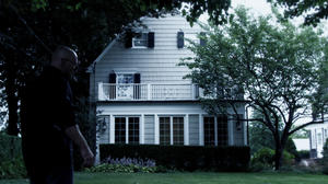"A scene from ""My Amityville Horror."""