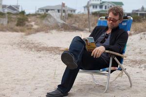 """Greg Kinnear as Bill Borgens in """"Stuck in Love."""""""