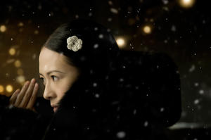 "A scene from ""The Grandmaster."""