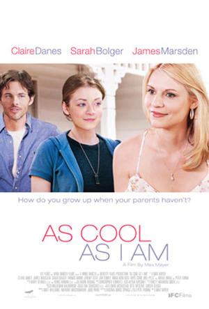 "Poster art for ""As Cool As I Am."""