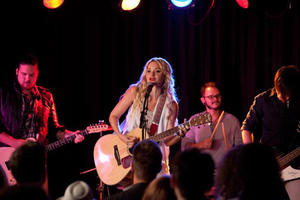 "AJ Michalka as Grace Trey in ""Grace Unplugged."""