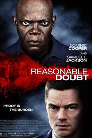 """Poster art for """"Reasonable Doubt."""""""
