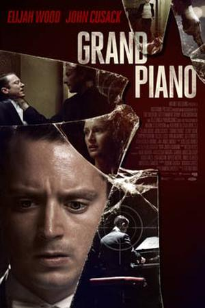 """Poster art for """"Grand Piano."""""""