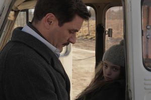 "Alex Brendemuhl as Josef Mengele and Florencia Bado as Lilith in ""The German Doctor."""