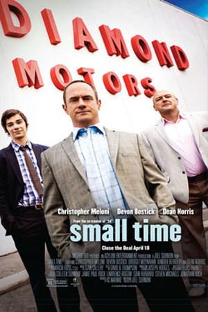 """Poster art for """"Small Time"""""""