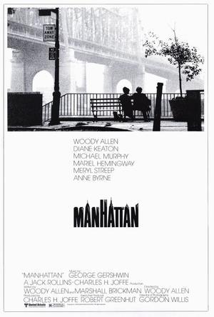 """Poster art for """"Manhattan."""""""