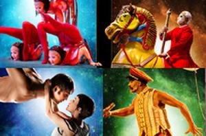 Sneak Peek: 'Cirque du Soleil: Worlds Away' (Plus 4 New Posters)