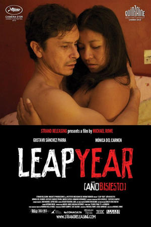 "Poster art for ""Leap Year."""