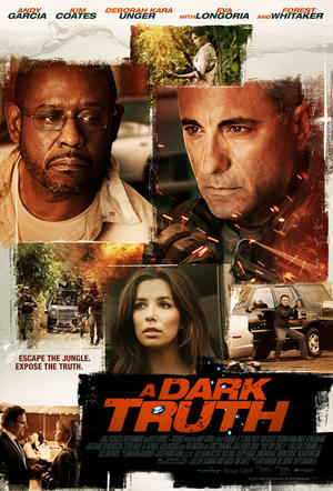 """Poster art for """"A Dark Truth."""""""