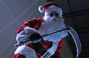 """A scene from """"Silent Night (2012)"""""""