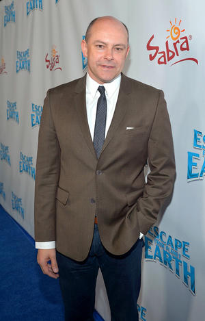 """Rob Corddry at the California premiere of """"Escape from Planet Earth."""""""