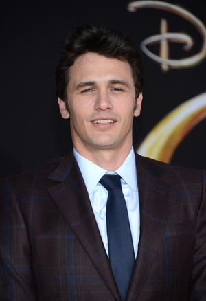 """James Franco at the California premiere of """"Oz The Great and Powerful."""""""