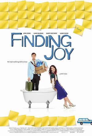 """Poster art for """"Finding Joy."""""""