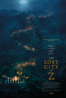 The Lost City of Z showtimes and tickets