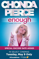 Chonda Pierce: Enough showtimes and tickets