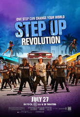 Step Up Revolution 3D showtimes and tickets
