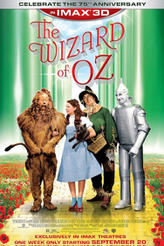 The Wizard of Oz: An IMAX 3D Experience showtimes and tickets