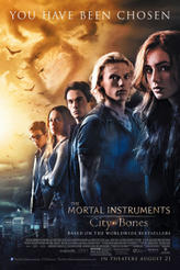 The Mortal Instruments: City of Bones The IMAX Experience showtimes and tickets