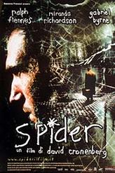 Spider showtimes and tickets