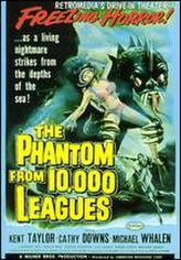 The Phantom From 10,000 Leagues showtimes and tickets