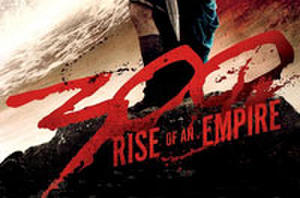 Surf's Up! It's the New Poster for '300: Rise of an Empire'