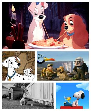 10 Great Animated Movies with Adorable Dogs