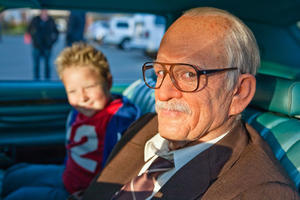 Johnny Knoxville Talks 'Jackass 4,' Favorite Movies and That 'Bad Grandpa' Penguin Scene