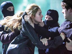 Sneak Peek: Three Key Scenes from 'Divergent'