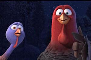 Trailer: Owen Wilson, Woody Harrelson Travel Back in Time to 'Free Birds'
