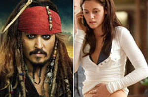 Pregnant Bella, Capt. Jack Sparrow Dominate Fandango Halloween Costume Poll