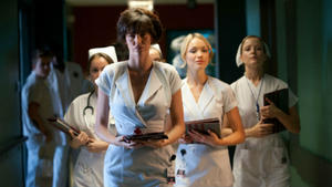 Horror in Motion: Nurses for Good and for Bad