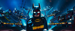 The LEGO Batman Movie Batman