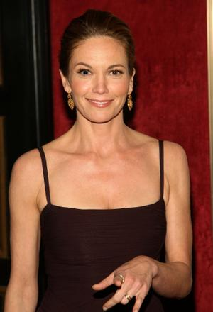 "Diane Lane at the New York premiere of ""Nights in Rodanthe."""