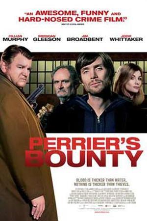 "Poster art for ""Perrier's Bounty."""