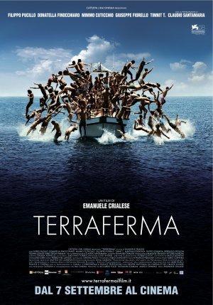 """Poster art for """"Terraferma."""""""