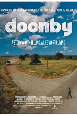 """Poster art for """"Doonby."""""""